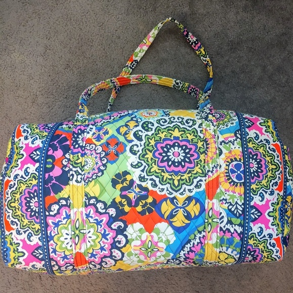 Vera Bradley Handbags - Vera Bradley Duffle Bag